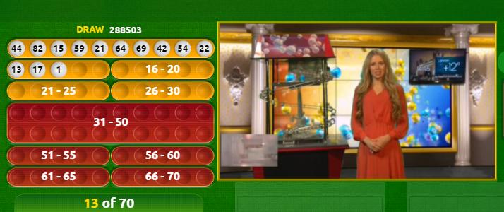 1xbet bingo SK